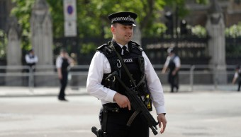 Policía británica pide ayuda para identificar dedo humano