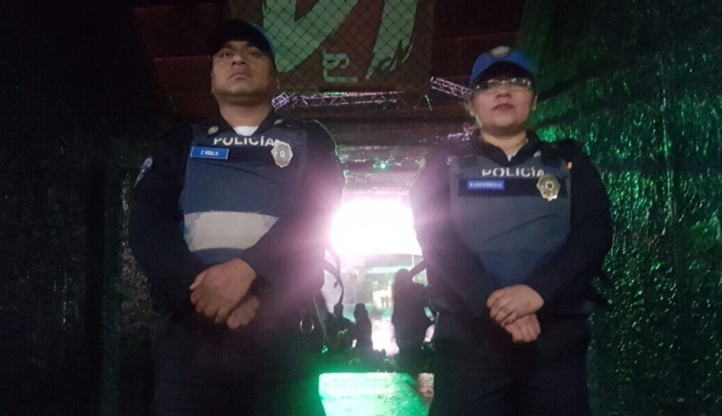 Suman policías CDMX agredidos va año