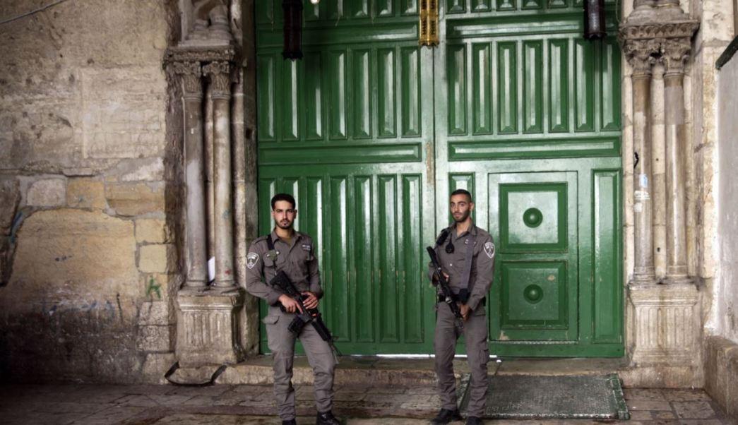 Israel, Instala, Camaras de Seguridad, Al Aqsa, Israel, Violencia, Protestas