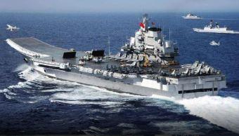 Flota militar china, estrecho de Formosa, estrecho de taiwán, taipéi, china