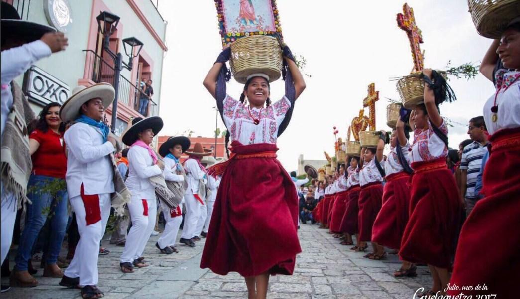 Guelaguetza, Oaxaca, Tradicipn, Cultura, Lunes Del Cerro