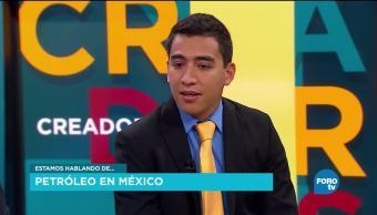 Procesos Producción, petróleo, México, especialistas, hidrocarburos