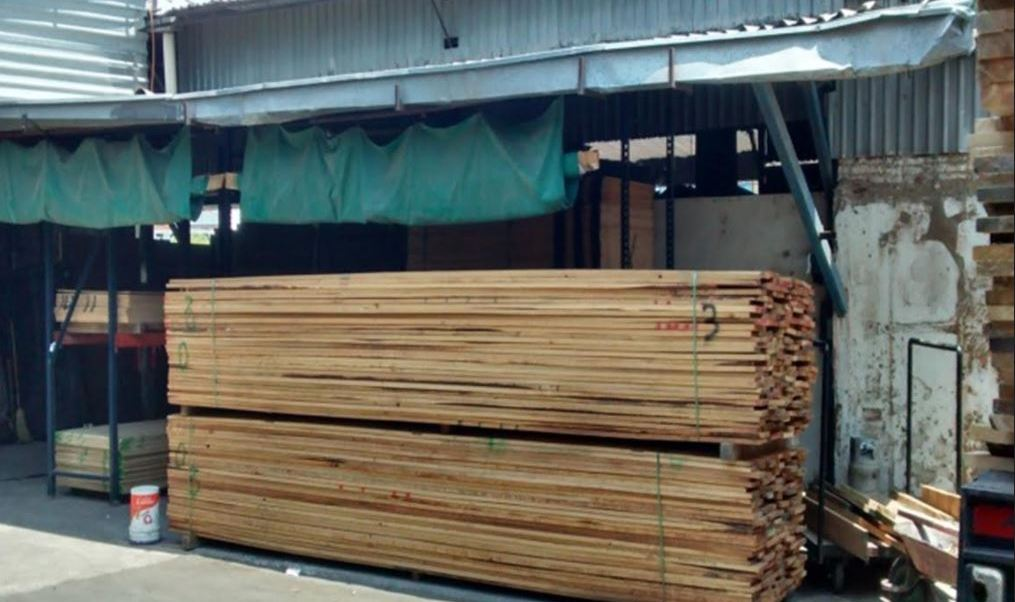 profepa decomisa madera en culiacan, sinaloa