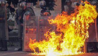 Huelga general en Venezuela deja dos muertos suman 105 fallecidos por protestas