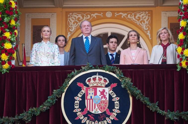 El rey Juan Carlos I (Getty Images)