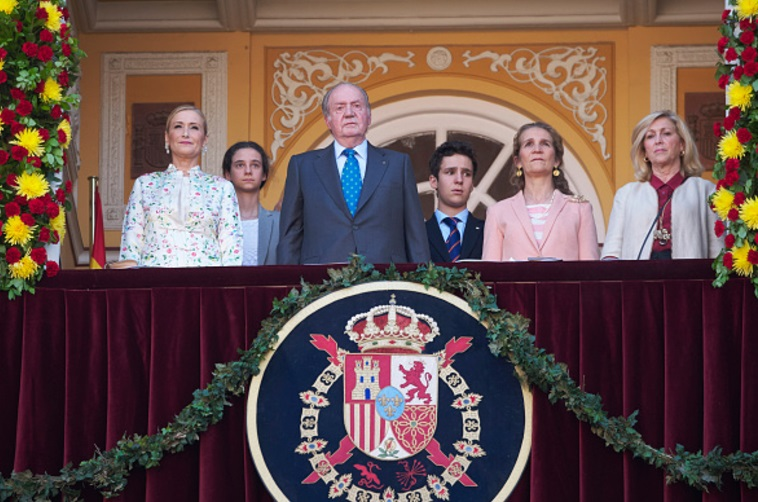 El rey Juan Carlos I (Getty Images)