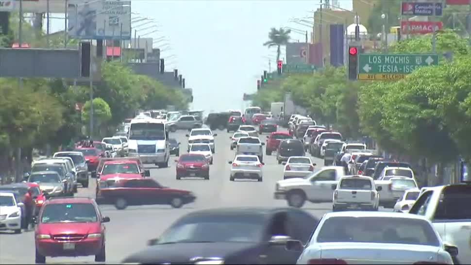 Reportan, aumento, accidentes viales, ola , calor, Sonora