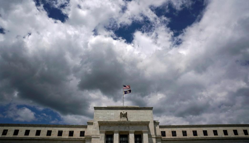 Fachada de la Reserva Federal de Estados Unidos