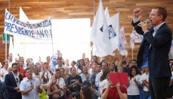 Anulación proceso electoral Coahuila Ricardo Anaya