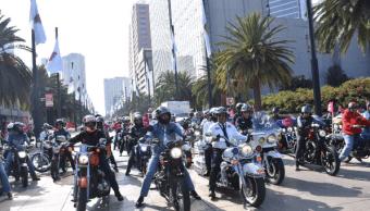 Motociclistas, Cdmx, Rodada, Centros de Asistencia e Integración Social, Albergues, Gustavo a madero, Secretaria de desarrollo social