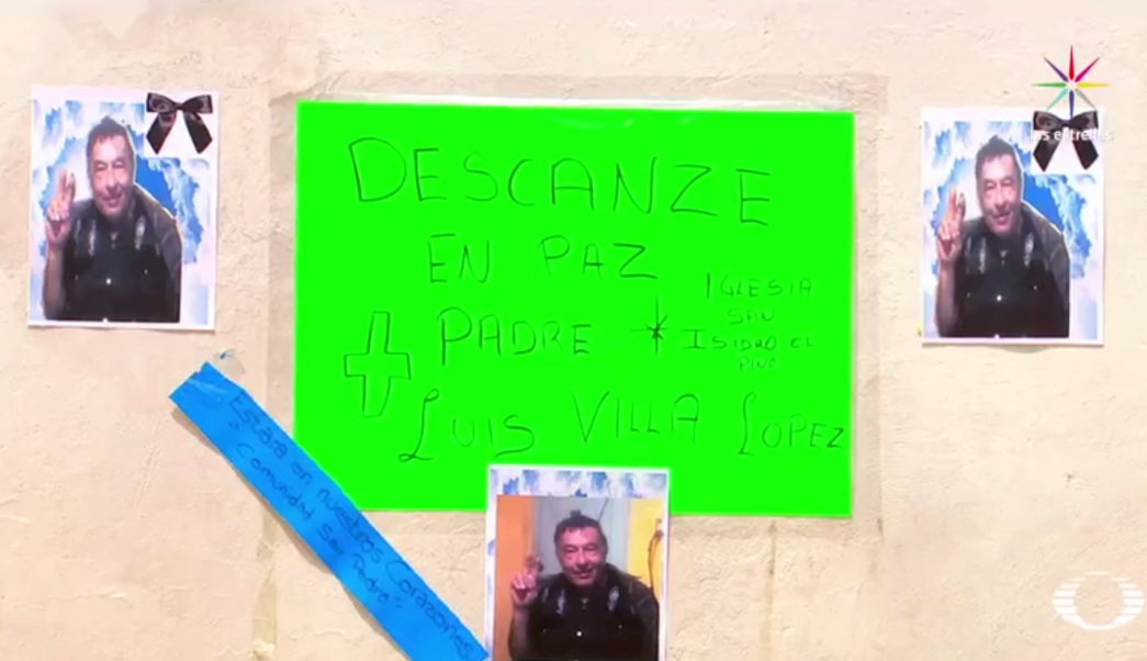 Cae presunto homicida de sacerdote en La Paz, Edomex
