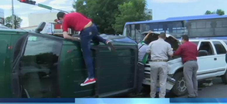 Se incrementa el número de accidentes en Veracruz