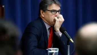Secretario de Energía de EU, Rick Perry