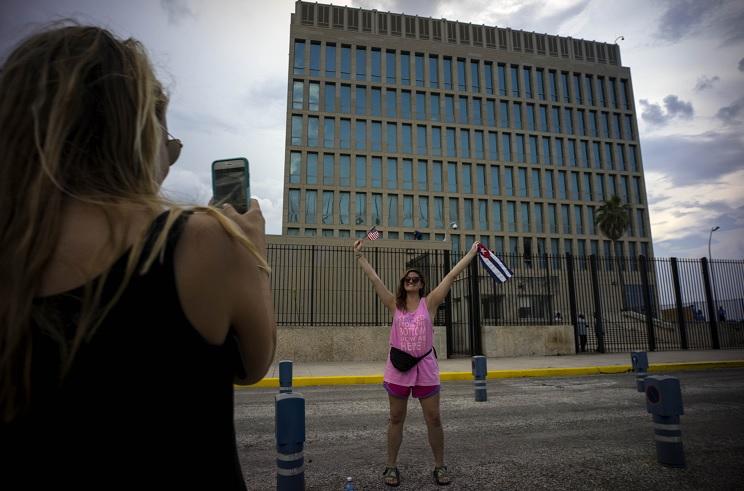 Cuba, negocias, Estados Unidos, Trump, embajada, encargado,