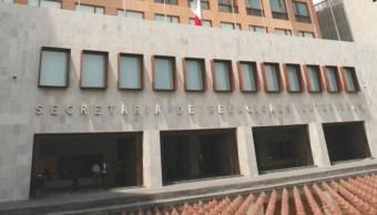 Sre México condena lanzamiento misil balístico