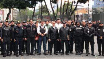 operativo verificacion seguridad corredor roma condesa