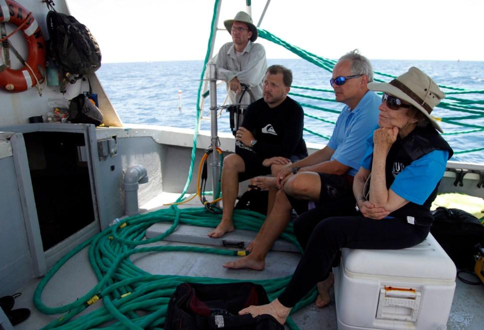 Sylvia Earle, una defensora incansable de la vida marina