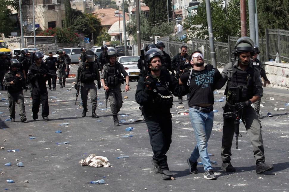 Santuario, Jerusalén, palestinos, muertos, palestina