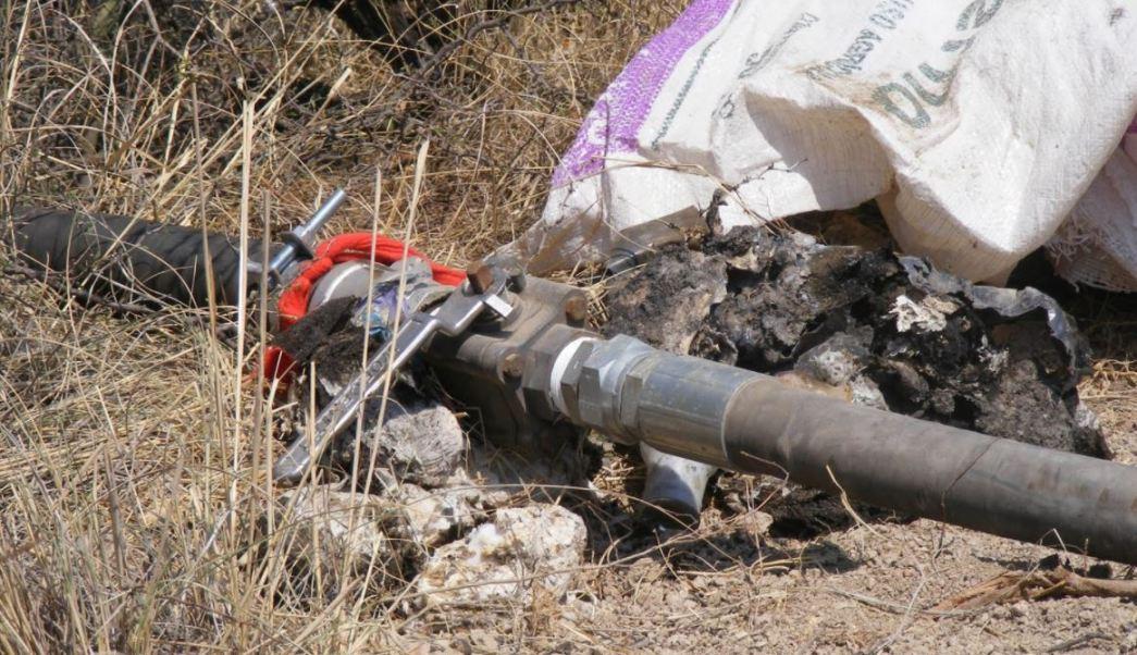 Toma Clandestina, Hidrocarburo, Aguascalientes, Ministerio Publico, Vehiculos, Combustible, Denuncia