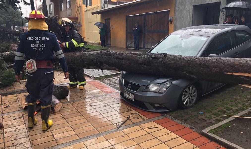 Toluca, Telefonia, Vientos, Estado de Mexico, Viento, Clima, Lluvias