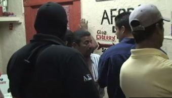 Personal del INM realiza un operativo contra la trata en Juarez