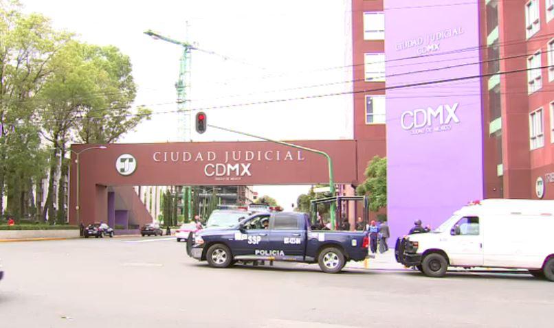 CDMX, Tribunal Superior de Justicia, colonia Doctores, operativo de seguridad,