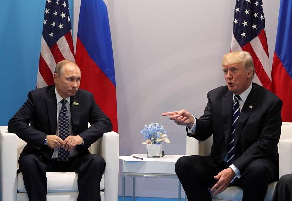 Donald Trump, Estados Unidos, Ciberseguridad, Vladimir Putin, Rusia