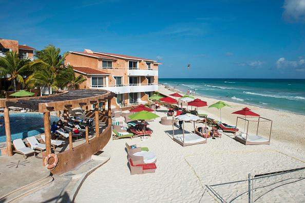 El caribe mexicano, uno de los sitios con más visitas internacionales