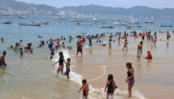 Turistas, Acapulco, Guerrero, Seguridad, Operativo, Periodo Vacacional