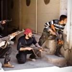 Armas, Trump, rebeldes, Siria, guerra, conflicto,