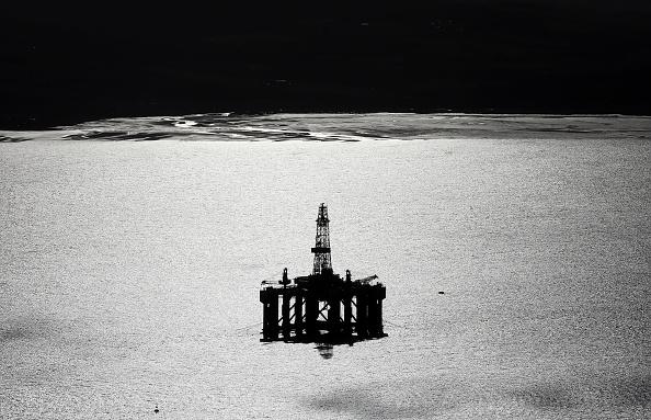 Unidad móvil de perforación de petróleo