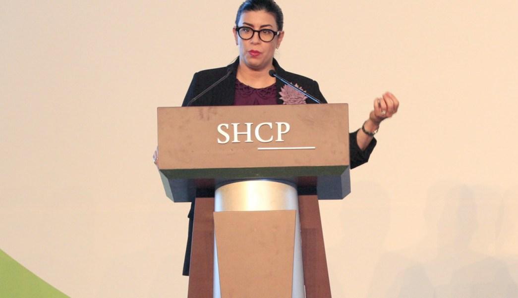 Vanessa Rubio, subsecretaria de Hacienda y Crédito Público. (Notimex)