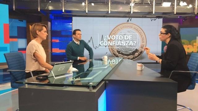 Vanessa Rubio habla de S&P en Despierta con Loret
