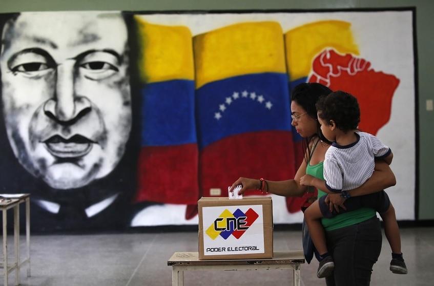 opositores reportan escasa afluencia votacion venezuela