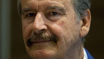 Vicente Fox lamenta violencia en Venezuela