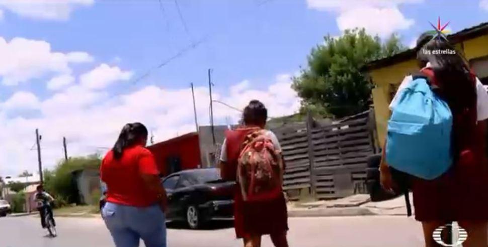 Viuda de mexicano asesinado por Patrulla Fronteriza