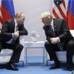 Vladimir Putin y Donald Trump mantuvieron su primer encuentro