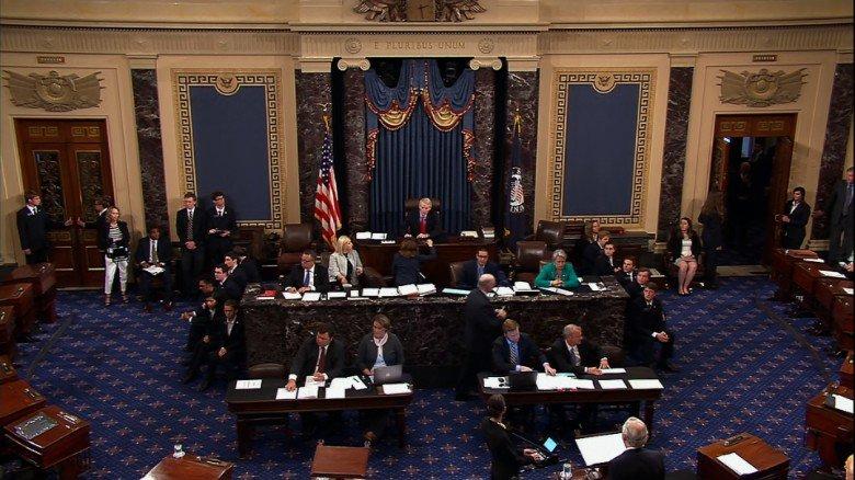Republicanos Fallan Primera Votacion Derogar Obamacare