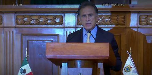 Miguel Ángel Yunes, gobernador de Veracruz