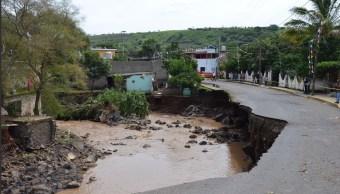 Abren Albergues Lluvias Tepic Clima Damnificados