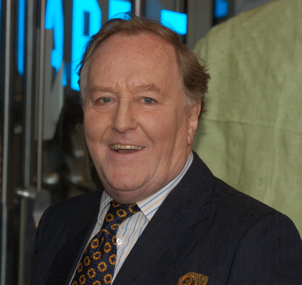Muere Robert Hardy, actor en la saga de 'Harry Potter'