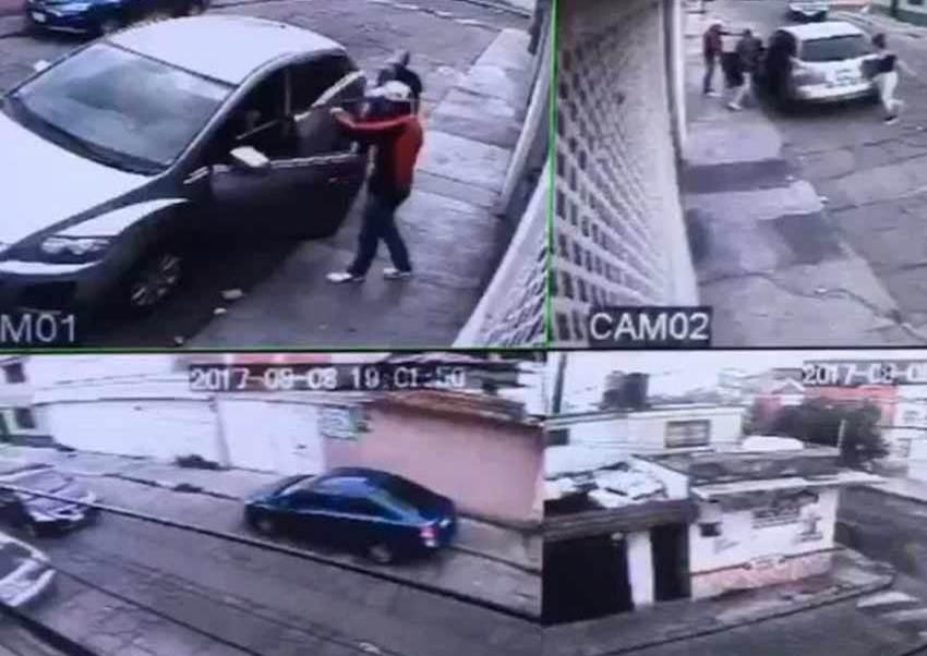 Ciudad Azteca, Matan, Jovencita, Policía, Camioneta, Ecatepec