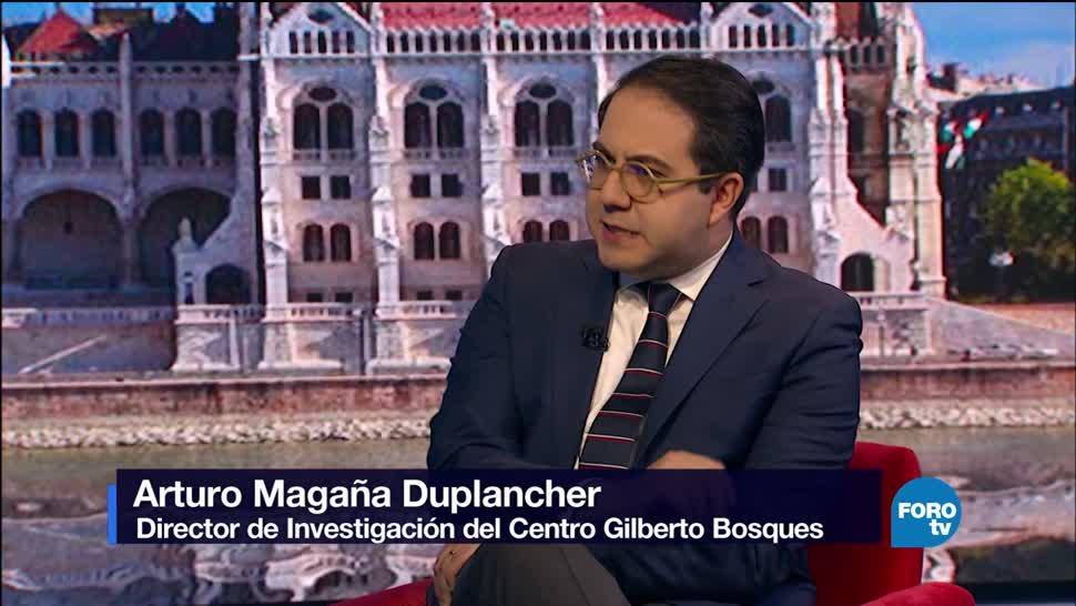 Genaro Lozano Entrevista Arturo Magana Duplancher