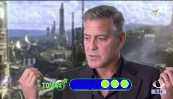 Fundación, George Clooney, planea, escuelas