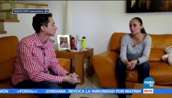 Samantha Pequeña Microtia Amnesia Bilateral