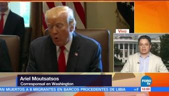 Trump Acelera Construcción Muro fronterizo