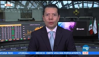 Carlos, González Analista Financiero Datos Positivos Brindan Confianza Economía Mexicana