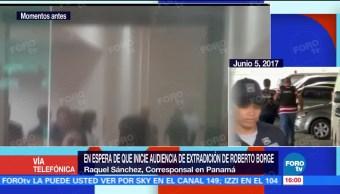 Iniciar Audiencia Roberto Borge Panama Ex Gobernador De Quintana Roo