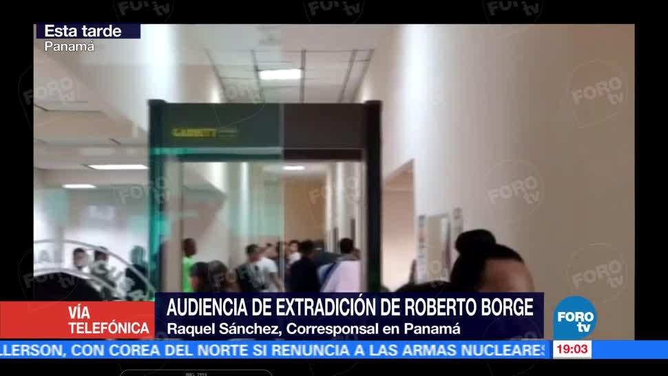 Audiencia Borge Desapercibida Prensa Panama