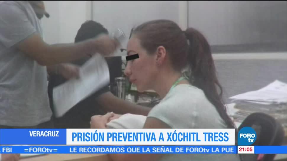 Xóchitl Tress Acusada Enriquecimiento Ilícito elacionada